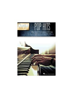 Creative Piano Solo: Pop Hits Books | Piano