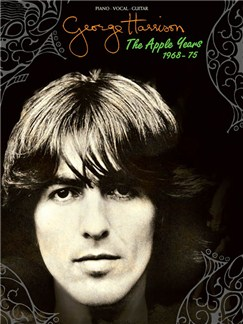 George Harrison: The Apple Years (PVG) Livre | Piano, Chant et Guitare