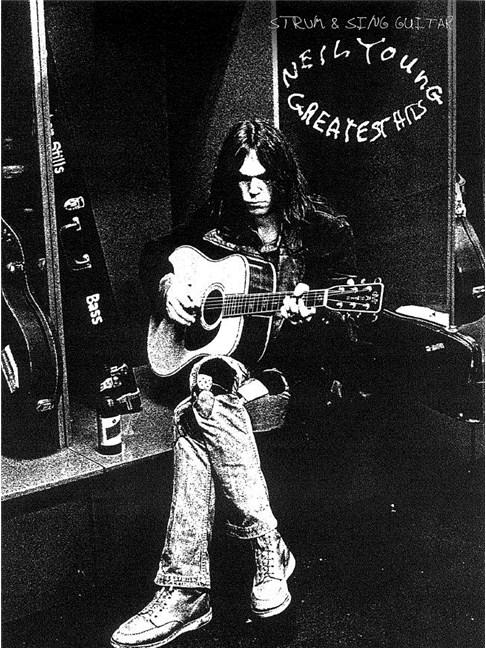 Strum & Sing: Neil Young - Greatest Hits - Lyrics & Chords Sheet ...