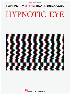 Tom Petty And The Heartbreakers Hypnotic Eye (PVG) Books | Piano, Vocal & Guitar