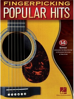 Fingerpicking Popular Hits (Guitar Solo) Books | Guitar