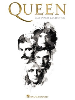 Queen: Easy Piano Collection Books | Easy Piano