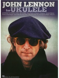 John Lennon For Ukulele Books | Ukulele, Lyrics & Chords