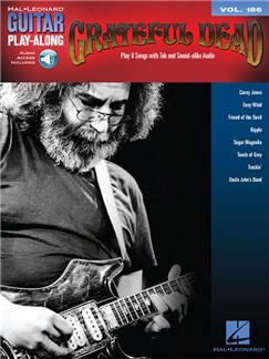 Guitar Play-Along Vol. 186: Grateful Dead (Book/Online Audio) Books and Digital Audio | Guitar
