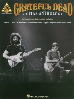 Grateful Dead Guitar Anthology Guitar - Guitar Recorded Versions Books | Guitar
