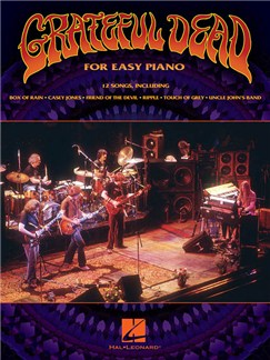 Grateful Dead For Easy Piano Books | Piano