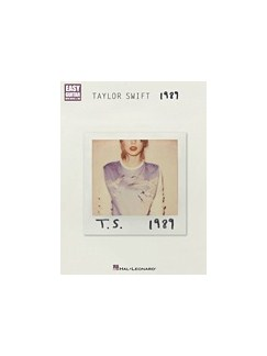 Taylor Swift: 1989 (Easy Guitar) Books | Easy Guitar