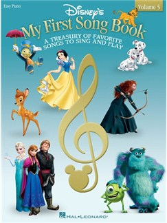 Disney's My First Songbook: Volume 5 (Easy Piano) Livre | Piano Facile