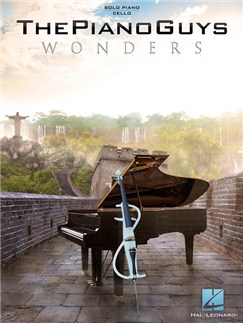 The Piano Guys: Wonders Books | Cello, Piano Accompaniment