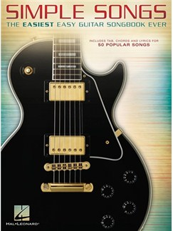 Simple Songs: The Easiest Easy Guitar Songbook Ever Books | Guitar