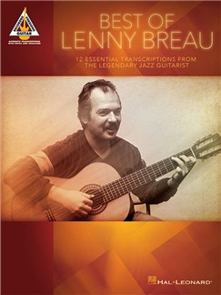 Best Of Lenny Breau: Guitar Recorded Versions Books | Guitar Tab