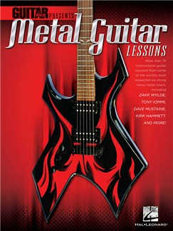 Guitar World Presents: Metal Guitar Lessons Books | Guitar