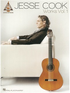 Jesse Cook: Works Vol. 1 - Guitar Recorded Versions Books | Guitar Tab