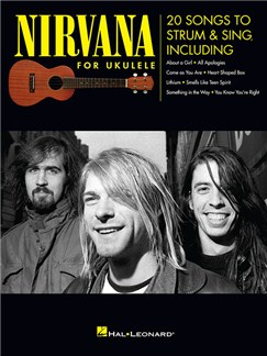 Nirvana For Ukulele Books | Ukulele