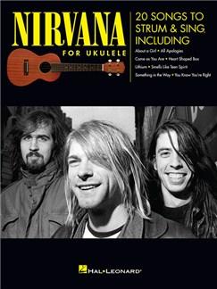 Nirvana For Ukulele Books | Ukulele