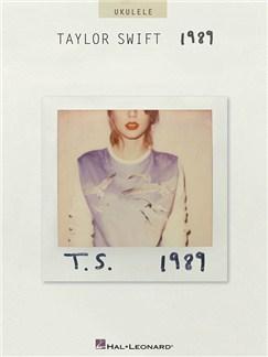 Taylor Swift: 1989 Books | Ukulele