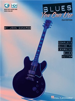 Blues You Can Use: 2nd Edition (Book/Online Audio) Books and Digital Audio | Guitar