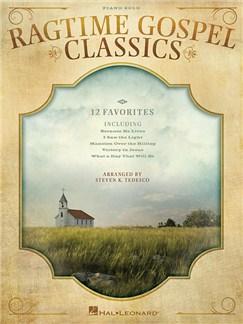 Ragtime Gospel Classics Books | Piano