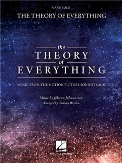 The Theory Of Everything: Music From The Motion Picture Soundtrack - Piano Solo Songbook Books | Piano