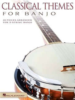 Classical Themes For Banjo Books | Banjo Tab