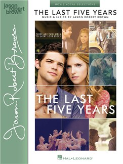 The Last 5 Years - Movie Vocal Selections Books | Piano, Vocal & Guitar