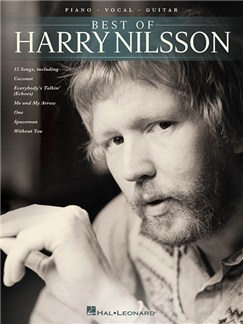 Best Of Harry Nilsson (PVG) Books | Piano, Vocal & Guitar
