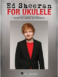 Ed Sheeran For Ukulele Books | Ukulele