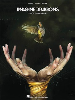 Imagine Dragons: Smoke + Mirrors (PVG) Books   Piano, Vocal & Guitar