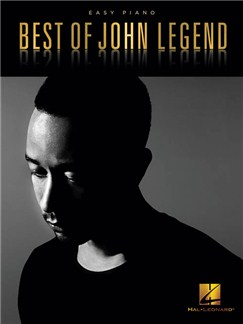 Best Of John Legend (Easy Piano) Books | Easy Piano