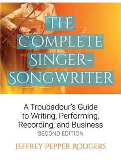 Jeffrey Pepper Rodgers: The Complete Singer-Songwriter Books |