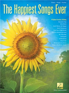 The Happiest Songs Ever (PVG) Books | Piano, Vocal & Guitar