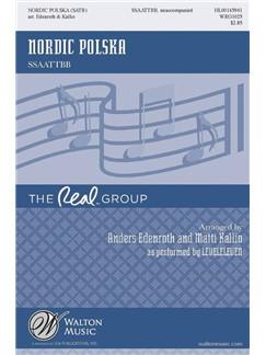 Arr. Anders Edenroth: Nordic Polska Books   Choral, SATB
