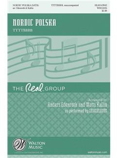 Arr. Anders Edenroth: Nordic Polska Books | Choral, TTBB