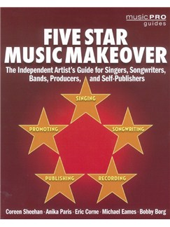 Five Star Music Makeover Books |
