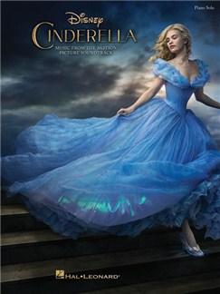 Cinderella: Music From The Motion Picture Soundtrack (Piano Solo) Books | Piano