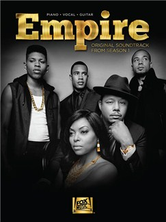 Empire: Original Soundtrack From Season 1 Books | Piano, Vocal & Guitar