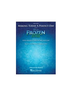 Making Today A Perfect Day (From Frozen Fever) - Easy Piano Books | Piano