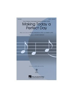Making Today A Perfect Day (From Frozen Fever) - 2-Part Books | 2-Part Choir