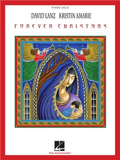 David Lanz/Kristin Amarie: Forever Christmas Books | Piano