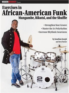 Modern Drummer Presents: Exercises In African-American Funk Books | Drums