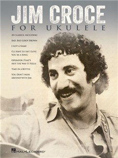 Jim Croce For Ukulele Books | Ukulele