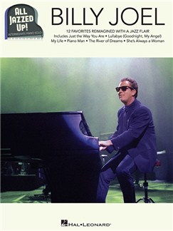 All Jazzed Up!: Billy Joel Books | Piano