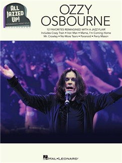 All Jazzed Up! Ozzy Osbourne Books | Piano