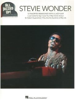 All Jazzed Up!: Stevie Wonder Livre | Piano
