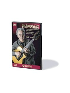 Woody Mann: Take Command Of Your Fretboard! DVDs / Videos | Guitar