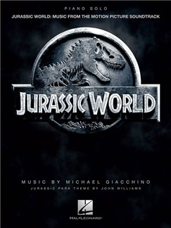 Jurassic World: Music From The Motion Picture Soundtrack Books | Piano