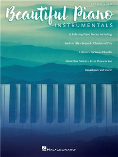 Beautiful Piano Instrumentals Books | Piano