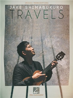 Jake Shimabukuro: Travels Books | Ukulele