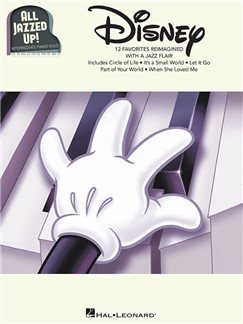 All Jazzed Up!: Disney Livre | Piano
