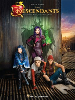 Descendants: Music From The Disney Channel Original Movie (PVG) Books | Piano, Vocal & Guitar